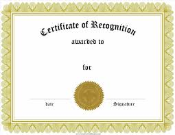 resume skills acknowledgement certificate masir acknowledgement