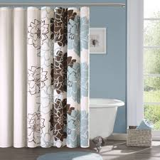 bathroom shower curtain decorating ideas best style bathroom curtain ideas stylid homes