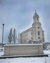 current construction photographs of the cedar city utah temple