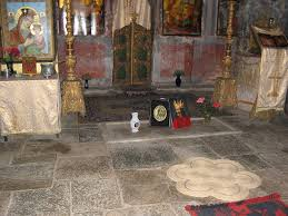 Vlad The Impalers Castle by The Tomb Of Vlad The Impaler The Space Between Lives