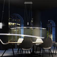 H Enverstellbare Esszimmerlampen Höhenverstellbare 30w Led Hängelampe Mit 6 Leuchen Mauricio Lampen