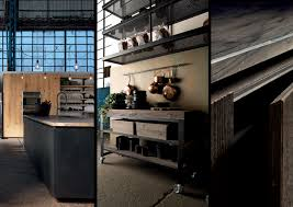 Charmantes Appartement Design Singapur Factory Kitchen With Island Factory Collection By Aster Cucine