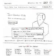 Search Design by Qantas Homepage Refresh Design Case Study