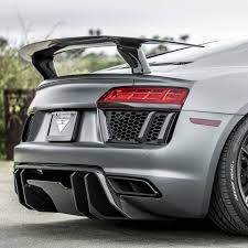 bentley vorsteiner motech performance vorsteiner audi r8 v10 nero aero