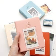 Photo Pages For Albums 60 Page Korean Mini Album Polaroid Polaroid Iconic Dessert Time 3