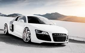 Audi R8 Front - audi r8 v10 audi p8 b10 supercar white front tuning tuning drives