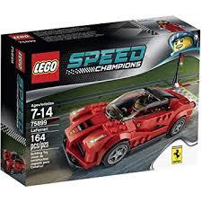 ferrari speed chions speed chions 75899 laferrari amazon co uk toys games