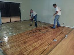 Repairing Laminate Flooring Water Damage Water Damage Restoration After A Flood Caused By A Broken Ice