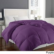 Washing Down Alternative Comforter Hotel Grand Naples 700 Thread Count Medium Warmth Down Alternative