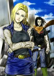 android 17 and 18 power supergirl vs android 17 android 18 battles