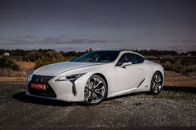 lexus is electric car 2018 lexus lc 500 new flagship coupe is a looker and bona fide