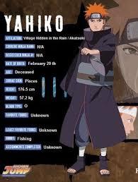 naruto book 2 naruto pinterest yahiko ninja data book entries pinterest naruto naruto