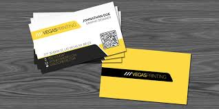 Free Business Cards Printing Free Qr Code Photoshop Business Card Template Vegas Printing