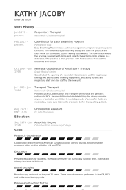 Clinical Psychologist Resume Respiratory Therapist Resume Examples Chemical Engineer Resume