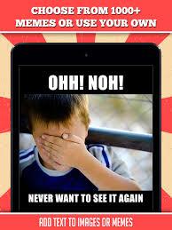 Funny Meme Maker - insta meme maker factory funny meme generator lol pics creator