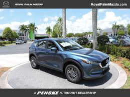 new mazda suv 2017 new mazda cx 5 sport fwd at penske automotive florida