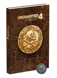 uncharted 4 a thief u0027s end collector u0027s edition strategy guide