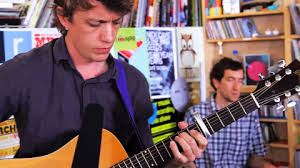 Tiny Desk Concert Mother Falcon Motion Parker Miles Blohm