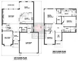 floor plans 2 story homes floor plans for 2 story homes dayri me