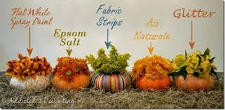 pumpkin decor easy diy decorations front yard