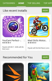 app store for android play for android