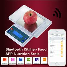 digital scale app for android 5kg 1g smart digital kitchen scale app bluetooth nutritional food