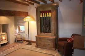 Glass Gun Cabinet Marlborough Gun Cabinet The Bespoke Gun Cabinets Company
