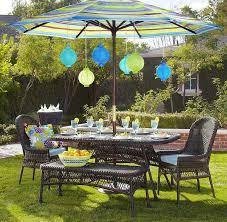 Walmart Table Umbrellas Patio Glamorous Outdoor Patio Set With Umbrella Walmart Patio