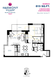 Harmony Floor by Harmony Village Sheppard Home Leader Realty Inc Maziar Moini