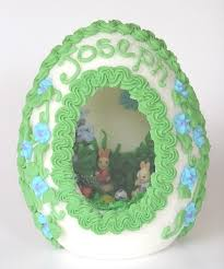 sugar easter eggs with inside sugar eggs with inside large candy dish or jewelry box