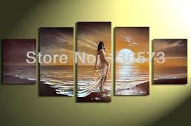 canvas decorations for home modern art home decor abstract wall canvas art sets painting for