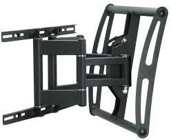 tv wall mount swing out premier mounts am175 tv wall brackets