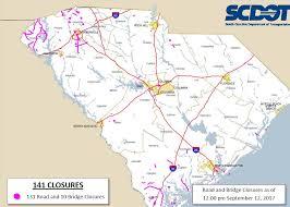 Road Map Of South Carolina Fix Sc Roads Scroads Twitter