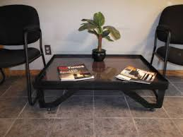 Industrial Style Coffee Table Industrial Style Pallet Coffee Tables U2013 Simple Design