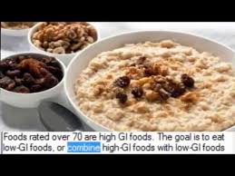glucose cuisine effects of oatmeal on blood glucose healthy foods that do not spike