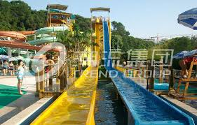 Water Slides Backyard by Fiberglass Water Slides Garden Backyard Pool Water Slides