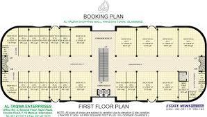 building plans pakistan shopping center
