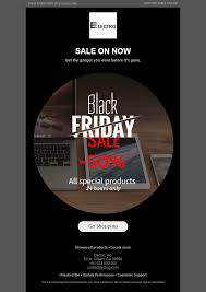 black friday email template hotels promo email template u2014 stripo email