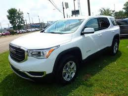 Sle Bill Of Sale For Automobile by Used Gmc Acadia For Sale In Huntsville Al Edmunds