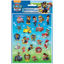 halloween sticker books paw patrol sticker sheets 4ct walmart com