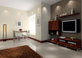 Round Fur Rug by Black Shelving White Fur Rug Minimalist Rustic Living Room