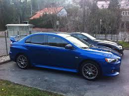 wife u0027s blue evo x mr my2012 evoxforums com mitsubishi lancer