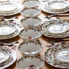 bone china dinnerware inspired by in the