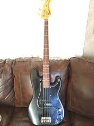 Fender Mustang Bass Black Show Your Fender Cbs Era Bass Talkbass Com