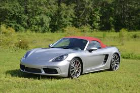 silver porsche boxster 2017 dealer inventory 2017 718 boxster s pdk perfect sports options