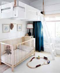 Bunk Bed With Crib On Bottom Kids Decor Shared Bedrooms Age Difference Maximize Space And