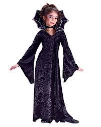 spider vampire princess child costume small halloween costume