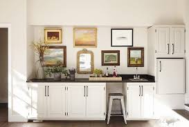 under cabinet fridge design ideas