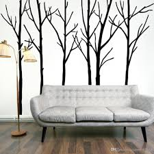 creative big trees australia forest removable wall art stickers material removable vinyl pvc features can removed waterproof and durable where apply stick any smooth surface such walls