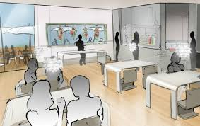 Fast Food Kitchen Design Here U0027s A Look At The World U0027s U0027first Smart Restaurant U0027 Kitchen